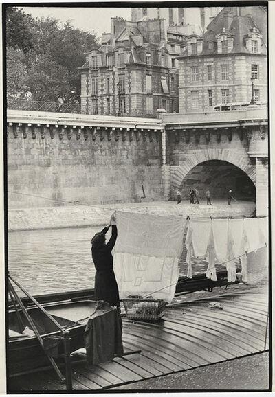 Henri Cartier-Bresson, 'Pont Neuf, Paris', 1960s/1965c