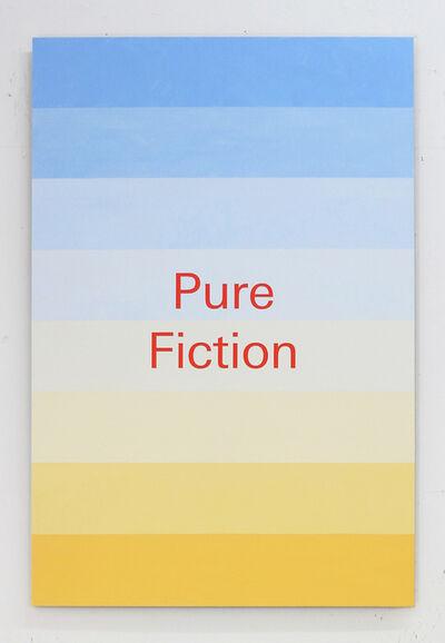Alex Clarke, 'Pure Fiction', 2018