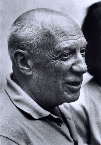 Lucien Clergue, 'Picasso apres la Corrida, Arles 1962', 1998
