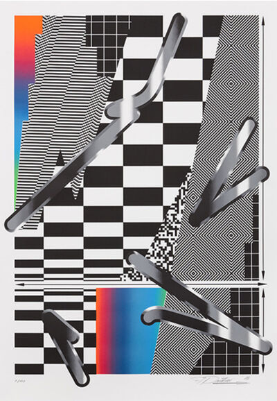 Felipe Pantone, 'Optichromie 67', 2016