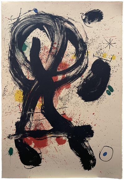 Joan Miró, 'Le Vendangeur ', 1964