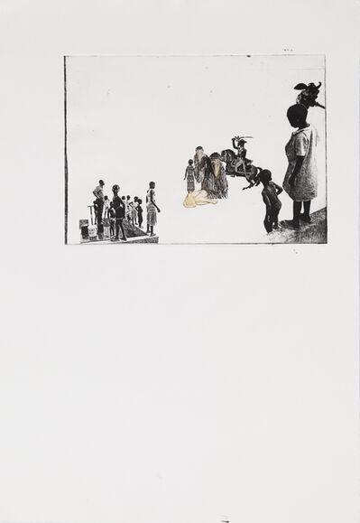 Nathalie Mba-Bikoro, 'White Awakening', 2011