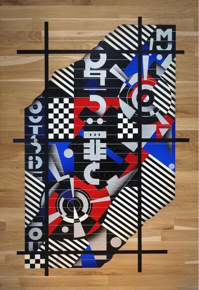 L'outsider, 'Essai de typographie et de graphisme japonais 1', 2017
