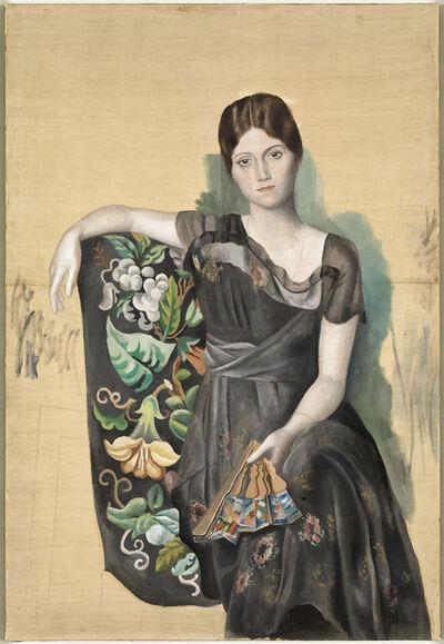 Pablo Picasso, 'Portrait d'Olga dans un fauteuil'