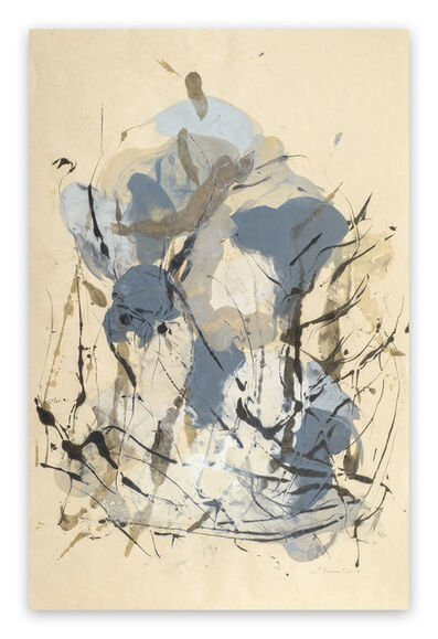 Tracey Adams, 'Guna QQ (Abstract painting)', 2017