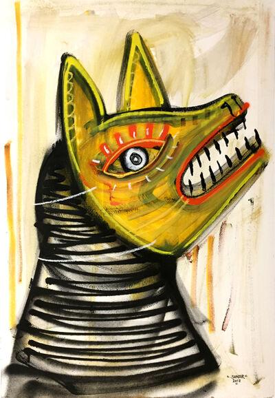 Saner, 'Coyote Nahual', 2017
