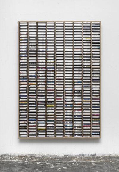 Gregor Hildebrandt, 'Eine Welle die uns trägt', 2012