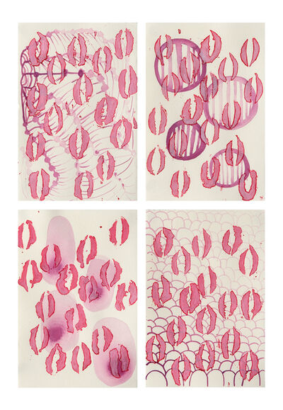 Nicky Marais, 'Pink Pods (I-IV)', 2020