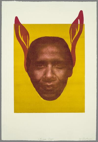 Joyce J. Scott, 'Obama, Bugs', 2012