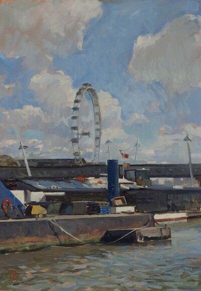 Marc Dalessio, 'London Eye', 2010