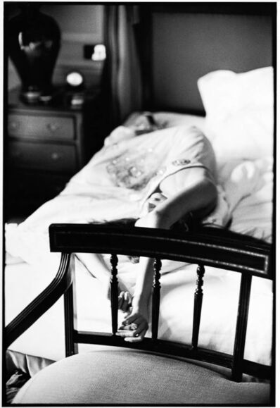 Dan Stevens, 'Hands, London', 2003