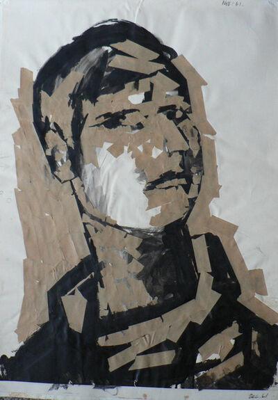Dorothy Mead, 'Face 3', 1961