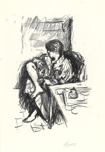 Pierre Bonnard, 'La Toilette Assise', 1925