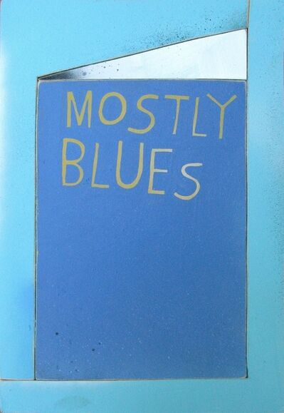 Nathaniel Russell, 'Mostly Blues', 2018