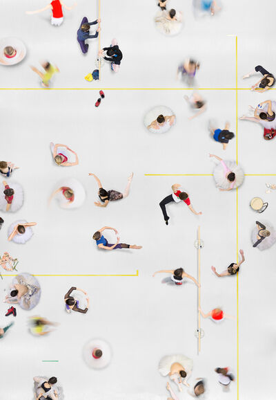 Katrin Korfmann, 'Rehearsal of the National Ballet, the Netherlands', 2018