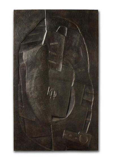 Henri Laurens, 'Guitare', 1926