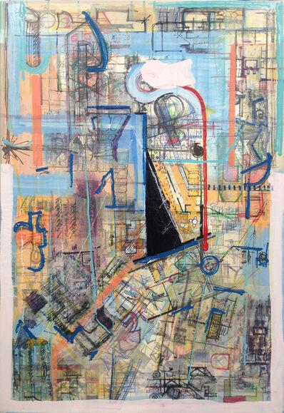 Marcello Pozzi, 'UNTITLED 2 | Collage Painting LA', 2010