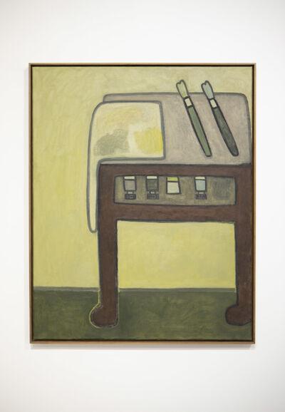 William Wright, 'Studio Trolley', 2018-2020