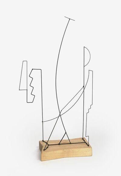 Fitzhugh Karol, 'Wire Landscape I', 2017