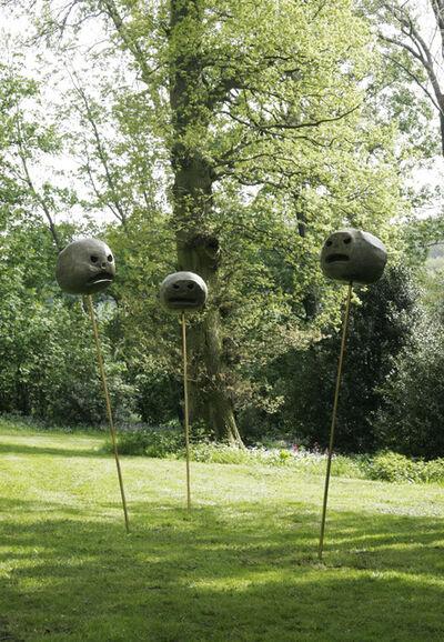 Des Hughes, 'Angry Pins', 2011