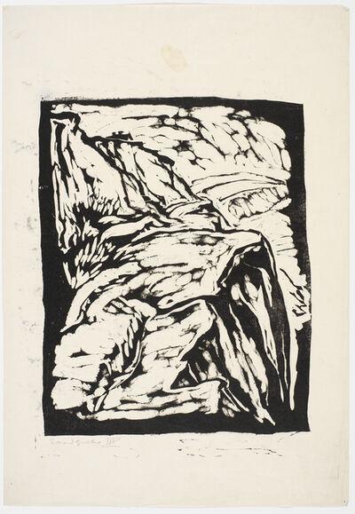 Josef Albers, 'Sandgrube III', 1916