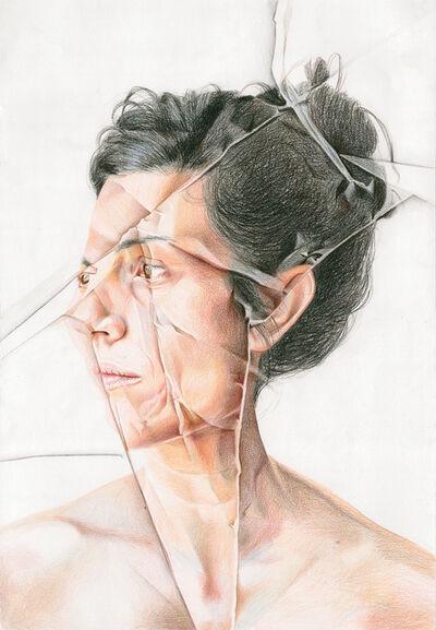 Yael Caffrey, 'Folded Glare #2', 2018