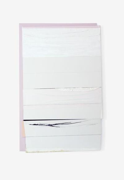 Herbert Warmuth, 'Weiße Fahne', 2019