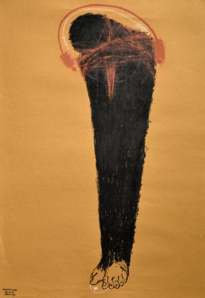 Santiago Olazabal, 'Amarrado', 1999