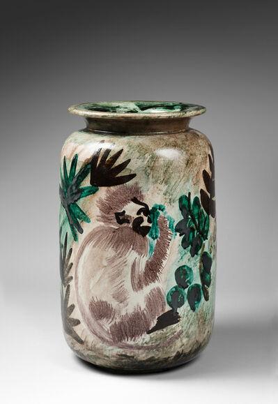 "Primavera, 'Big vase ""Monkey""', ca. 1940"