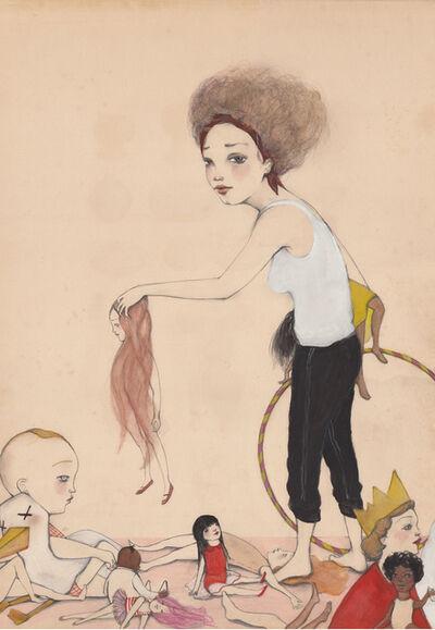 Edwina White, 'Dolls House', 2017