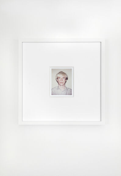 Andy Warhol, 'Self-Portrait', 1980