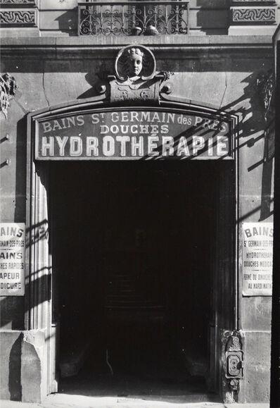 Todd Webb, 'Public Bath, Paris', 1948