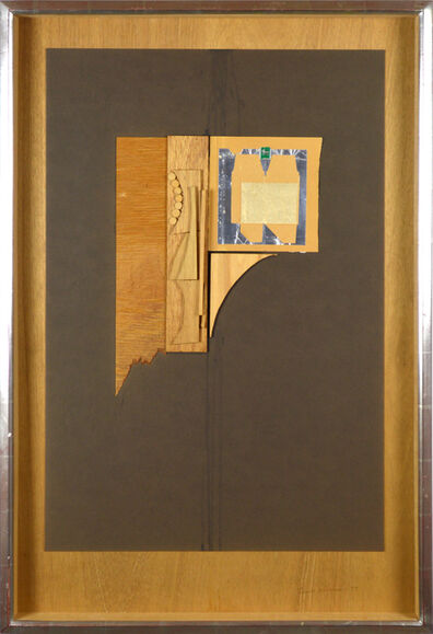 Louise Nevelson, 'Untitled', 1979