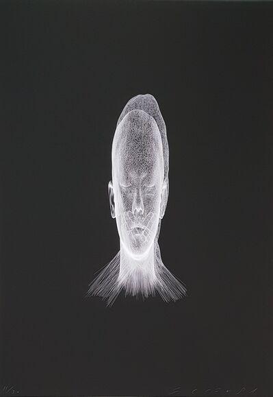 Jaume Plensa, 'Lumière invisible Mar', 2018