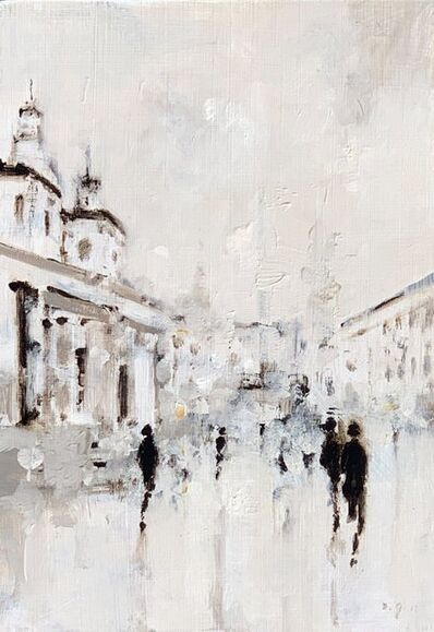 Geoffrey Johnson, 'Piazza I', 2019