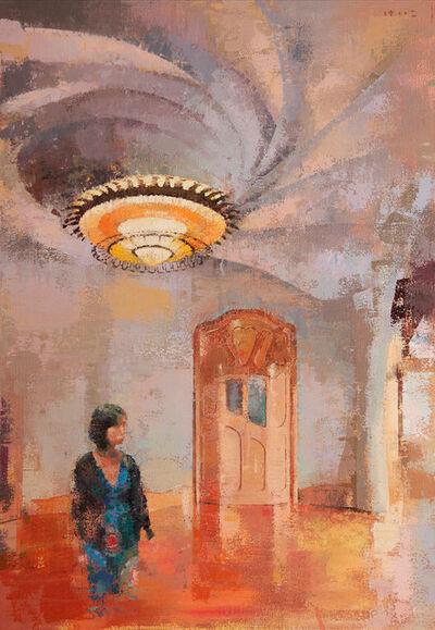 Keiko Ogawa, 'Casa Batlló', 2017