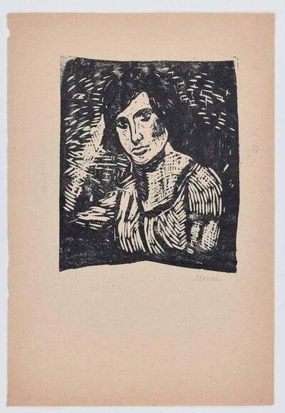 Mino Maccari, 'Mino Maccari', Mid 20th Century