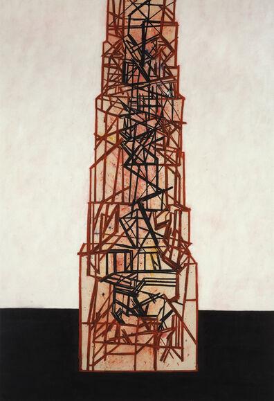 Tony Bevan, 'Tower (PC0812)', 2008