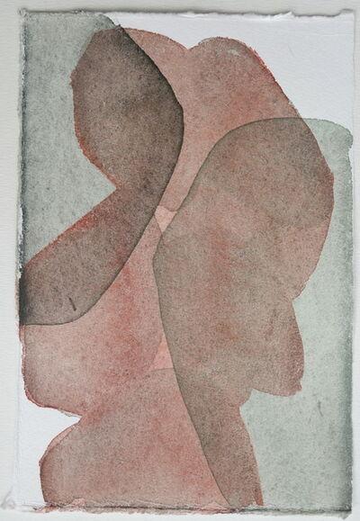 Teresa Pera, 'Teresa Pera / Botanics 22 ; works on paper from the series Caligrafies', 2017