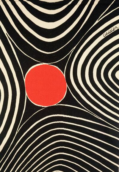 Alexander Calder, 'Sillons Noir', 1974
