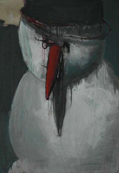 "Konstantin Batynkov, '""Snowman"" 1', 2001"