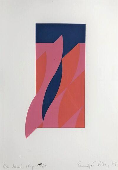 Bridget Riley, 'One Small Step', 2009