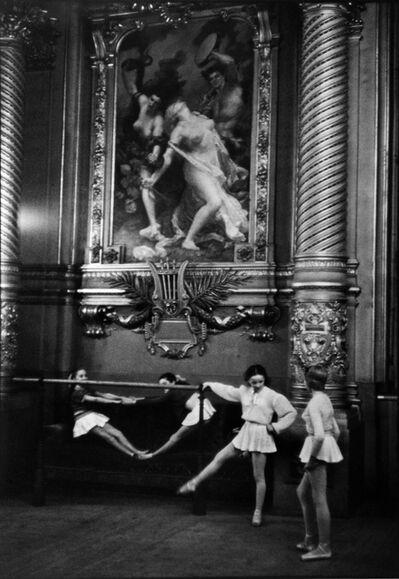 Henri Cartier-Bresson, 'THE PALAIS GARNIER OPERA HOUSE, PARIS, 1954', 1954