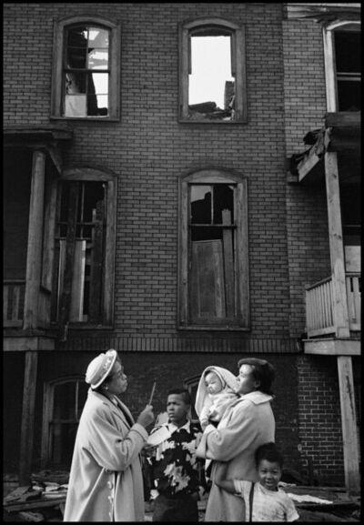 Gordon Parks, 'Untitled, Chicago, Illinois', 1953