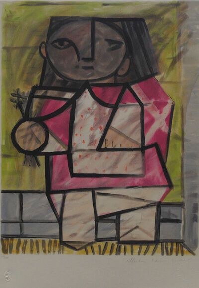 Pablo Picasso, 'Enfant et Pied ', 1979-1982