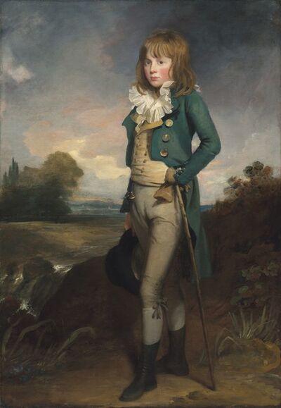 Sir William Beechey, 'Portrait of James Ramsay Cooper', ca. 1791