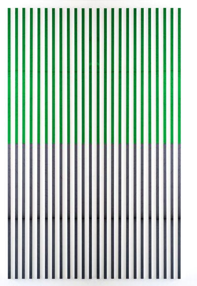 Paul Hosking, 'Wall Watcher (Green)', 2019