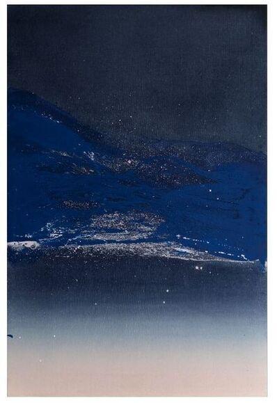 Letizia Prestipino, 'Sky Place, Rosa e Blu', 2020