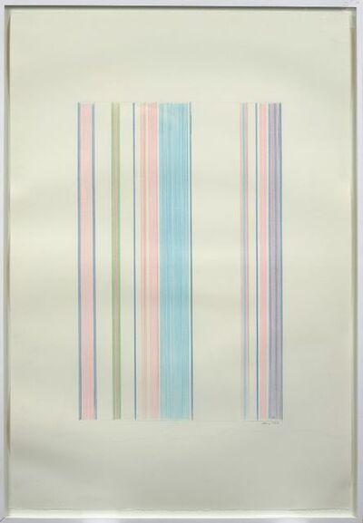 Gene Davis, 'Untitled', 1984