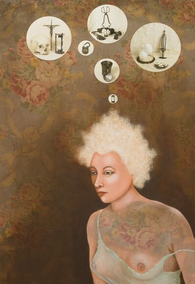 Lezley Saar, 'Suicidal Melancholia', 2012
